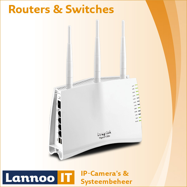 Routers en Switches